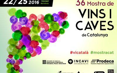 36ª Mostra de vins i caves de Catalunya – Caves Montesquius